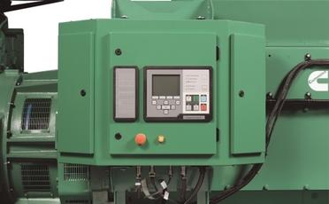 Подобрения в контролния панел на дизеловите генратори Cummins Power Generation