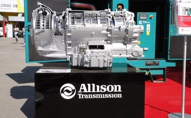 ИПО ООД отбеязва 10 години представителство на скоростни кутии Allison Transmission за България.